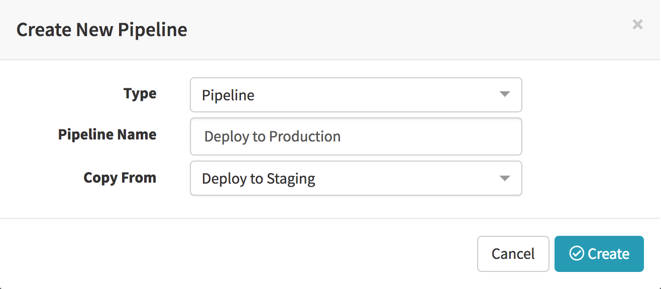 Copy Staging Pipeline