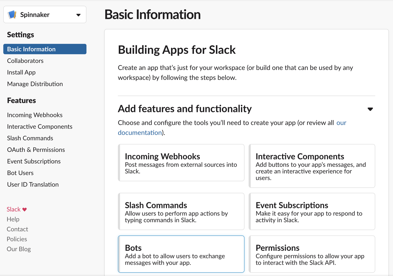 Configuring Slack Notifications - Armory Spinnaker Documentation